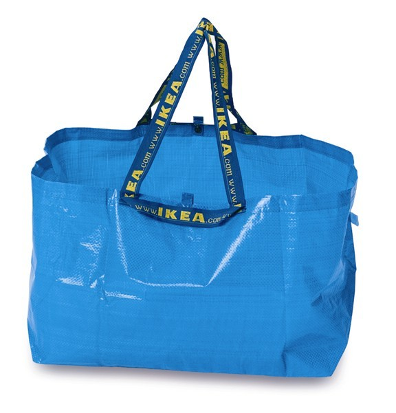 IKEA mavi çanta (Frakta)